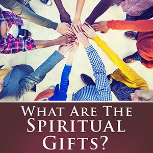 Spiritual Gift online course