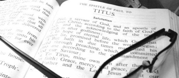 Titus 2:10 faith