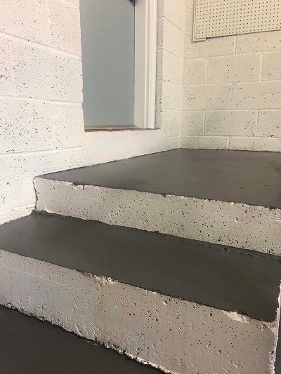 Final Stairs Tight