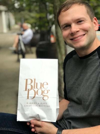 Blue Dog Bakery