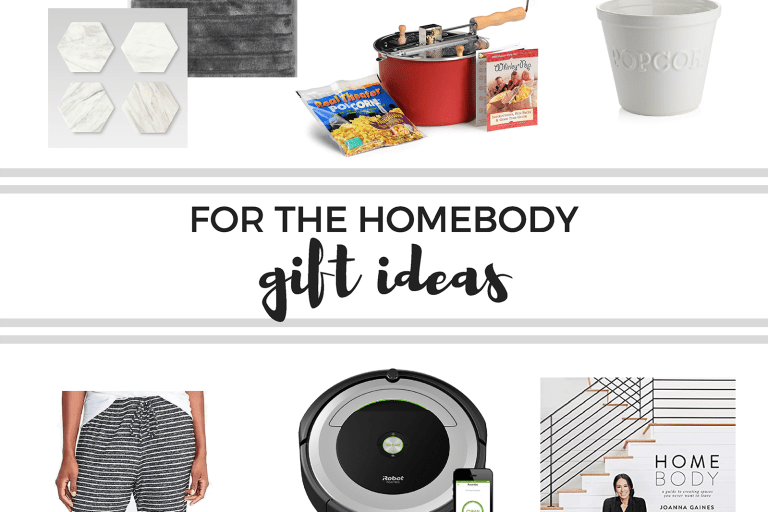 Homebody Gift Guide