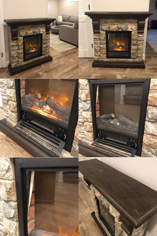 Fireplace Grid