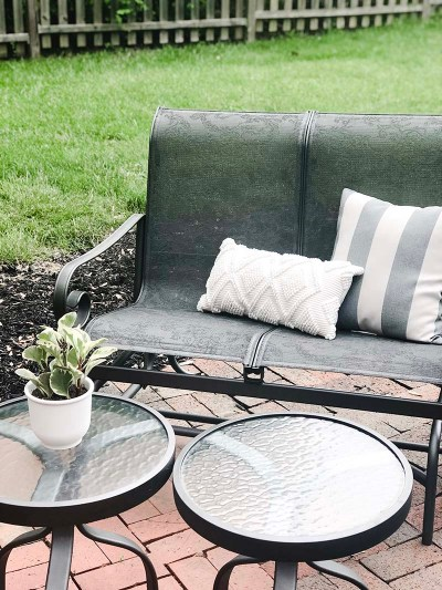 Patio Set Dining After