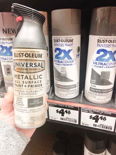Spray Paint Options