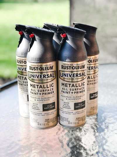 Spray Paint Rustoleum