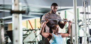 part time personal training course in a gym
