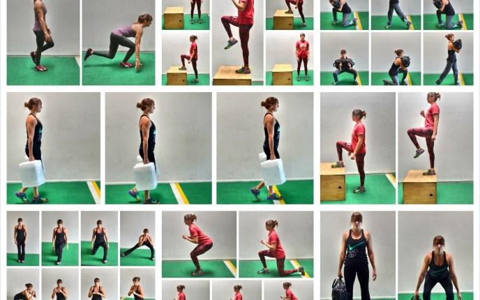 Functional Training – 10 Functional Training Leg Exercises