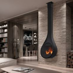 Rocal Drop Wood Stove