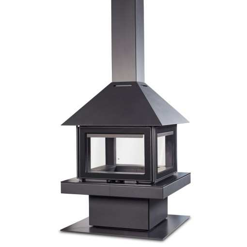 rocal giselle 90 wood stove
