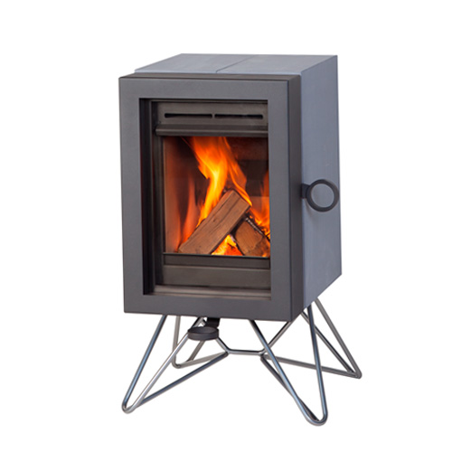 wanders oak wood stove grey wire