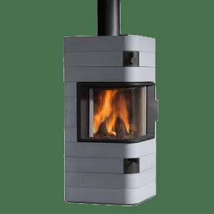 wanders platane concrete wood stove
