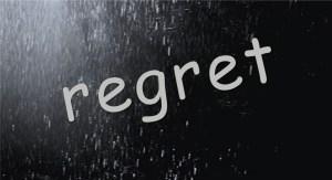 regret-words