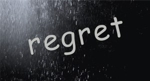 regret-words