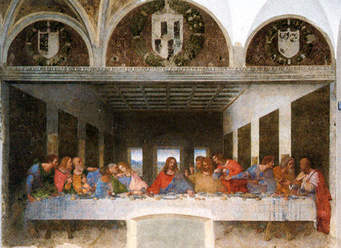 Judas And The Lord's Supper