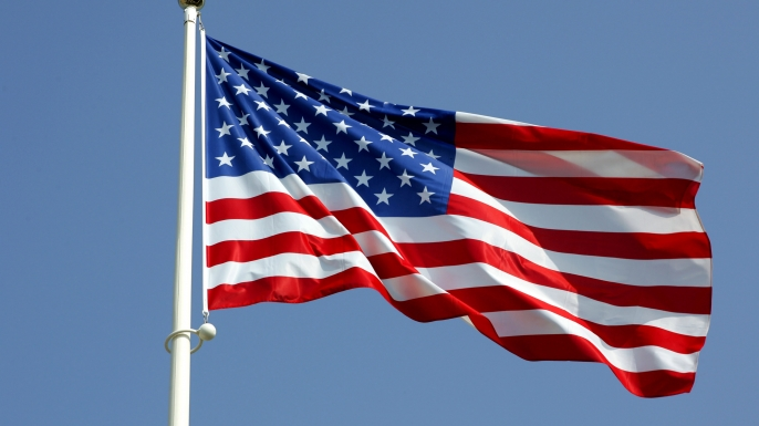 The American Flag In Worship…