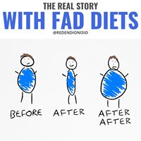 The Real Story with Fad Diets
