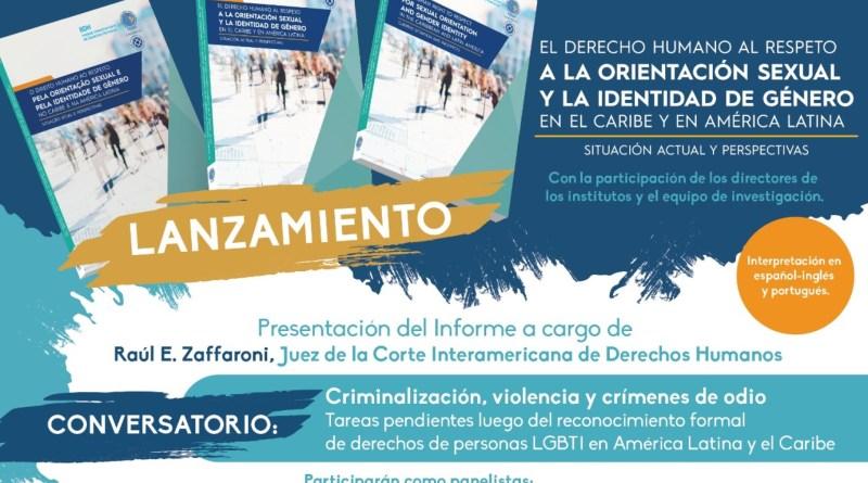 #Juliana Gomes Antonangelo – Lançamento da publicação: O direito humano ao respeito pela orientação sexual e identidade de gênero na América Latina e no Caribe