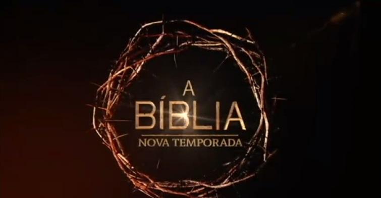 Resultado de imagem para A biblia nova temporada logo