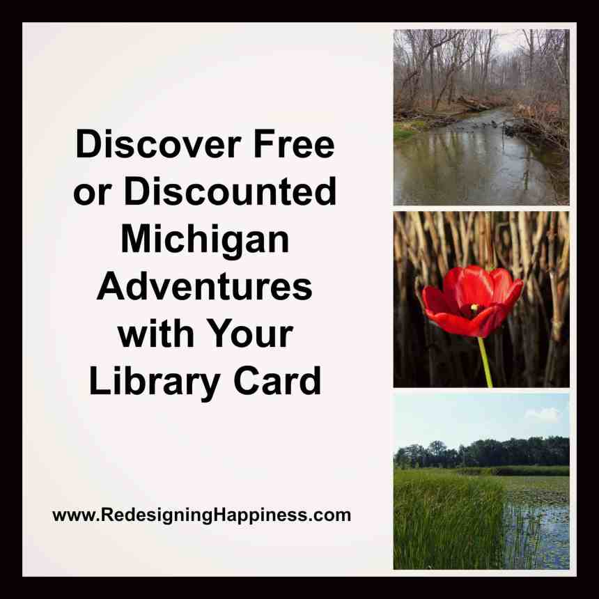 Discover Free or discounted Michigan adventures with your library card