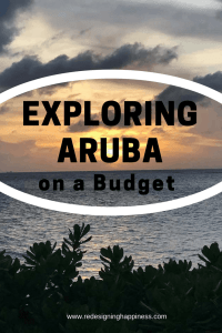 Exploring Aruba on a Budget