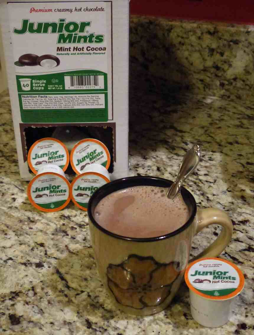 Junior Mints Hot Cocoa Review & Giveaway