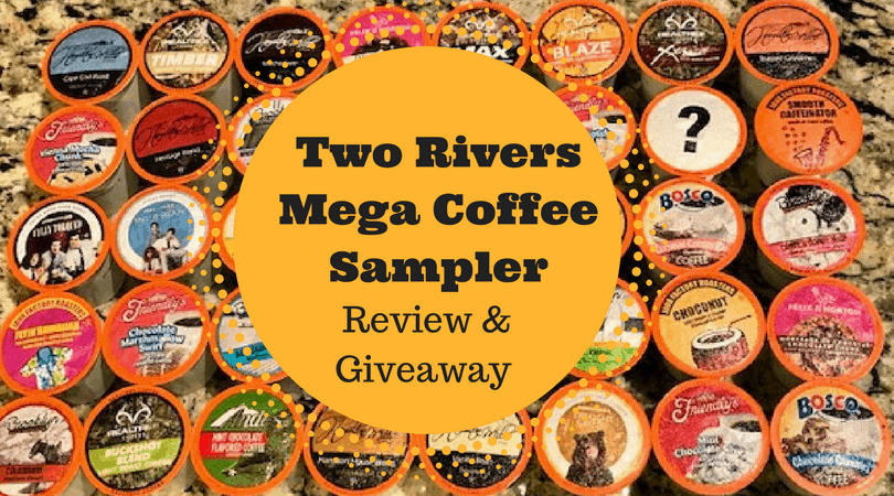Two Rivers Mega Coffee Sampler Review & Giveaway
