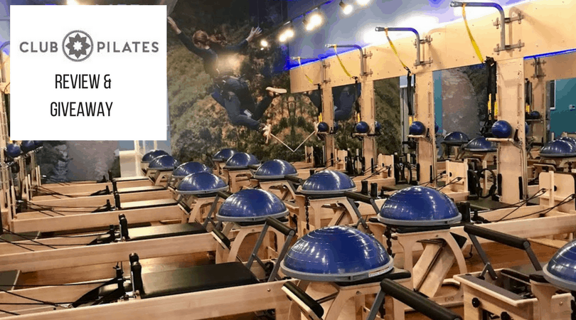 Club Pilates Review & Giveaway