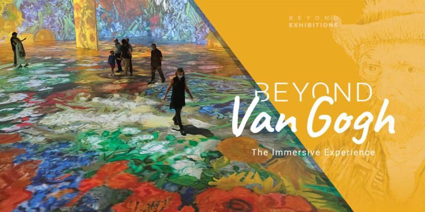 Beyond Van Gogh Ticket Info & Giveaway