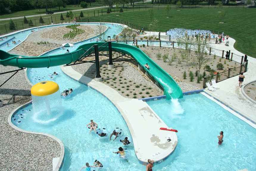 Turtle Cove Family Aquatic Center OPENING DATE 2021