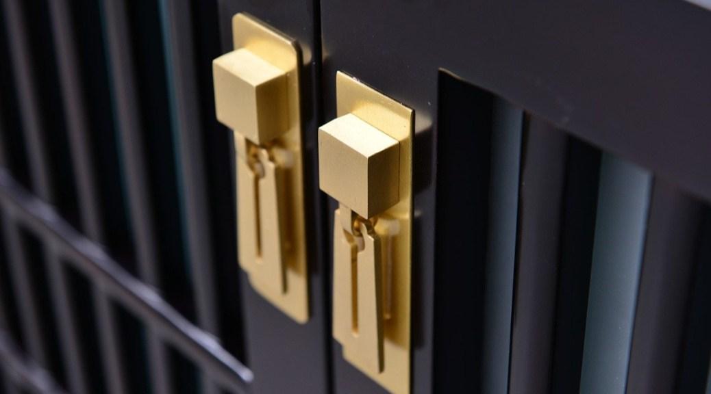 Gold Hardware