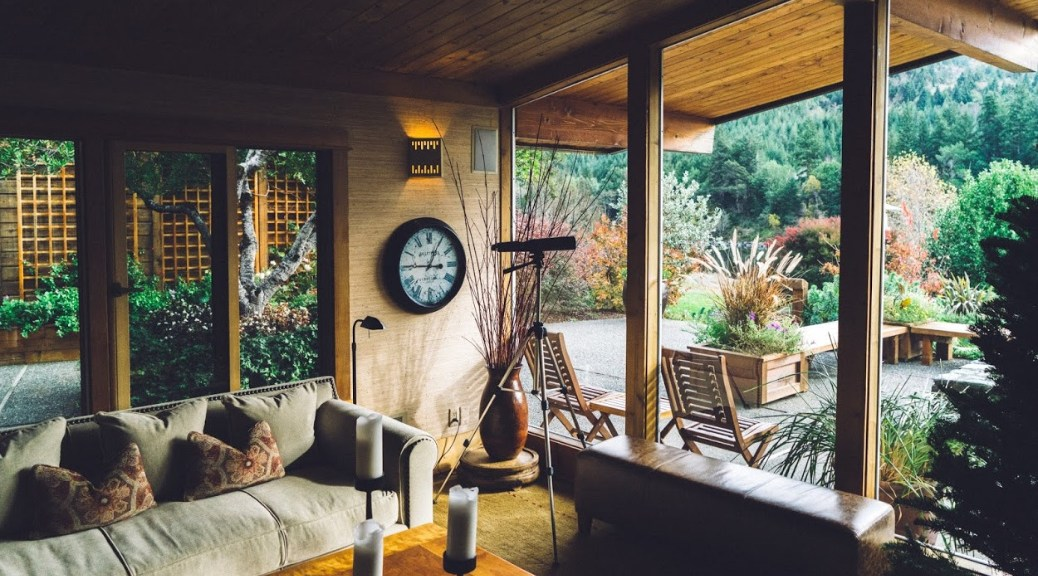 Connect Indoor to Outdoor Living