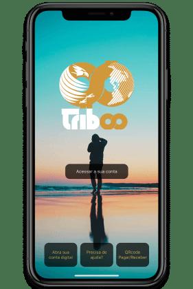 Conta Digital Triboo para iPhone em Nazaré da Mata