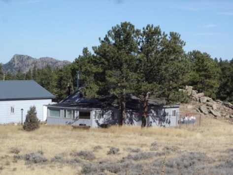 Lou Young's Cabin