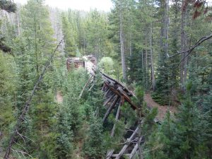 Stuck Creek Splash Dam