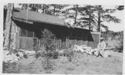 Pawnee Cabin