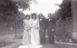 Billy and Sugarbabe were married in August 1947.