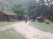 At the Arrowhead Lodge