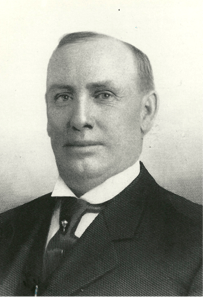 Jesse Harris, friend and associate of Akins in the development of Red Feather Lakes