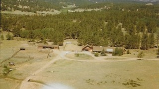 Swanson Ranch Arial View, 1960's
