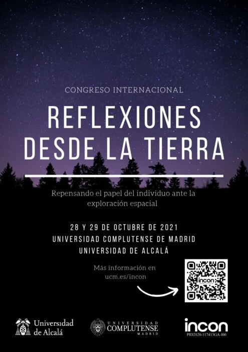 Jornadas Internacionales 'Filosofía desde la Tierra' (UCM/UAH)