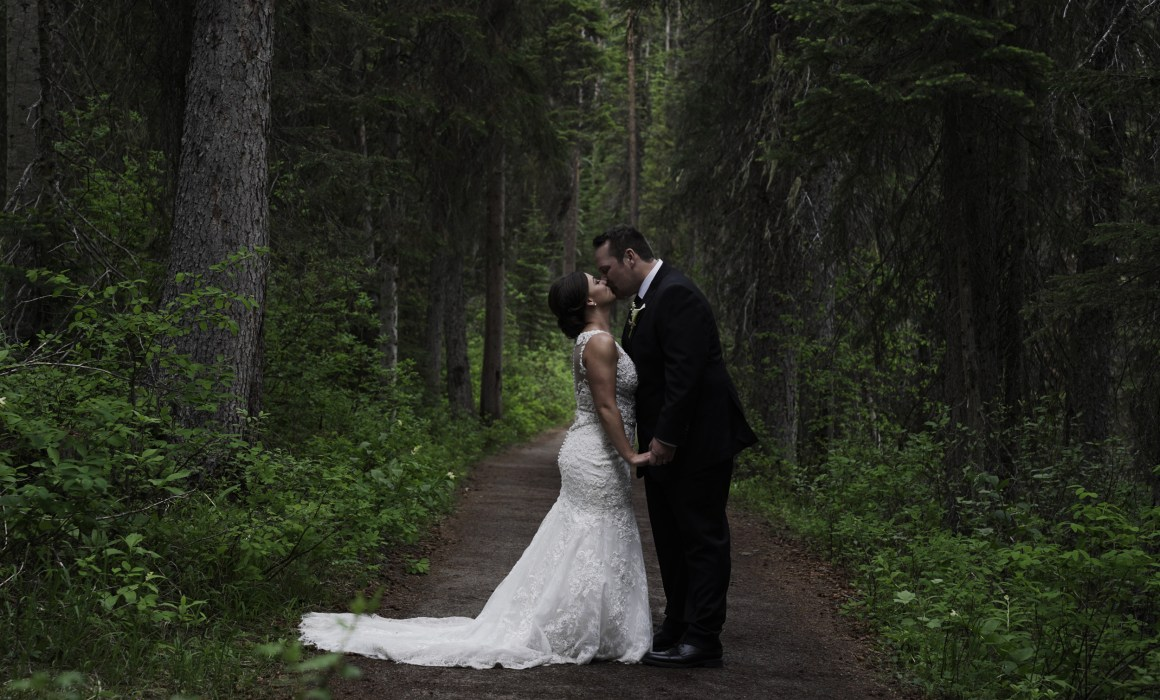 Amy & Logan Elopement Teaser at the Emerald Lake Lodge | June 14, 2019