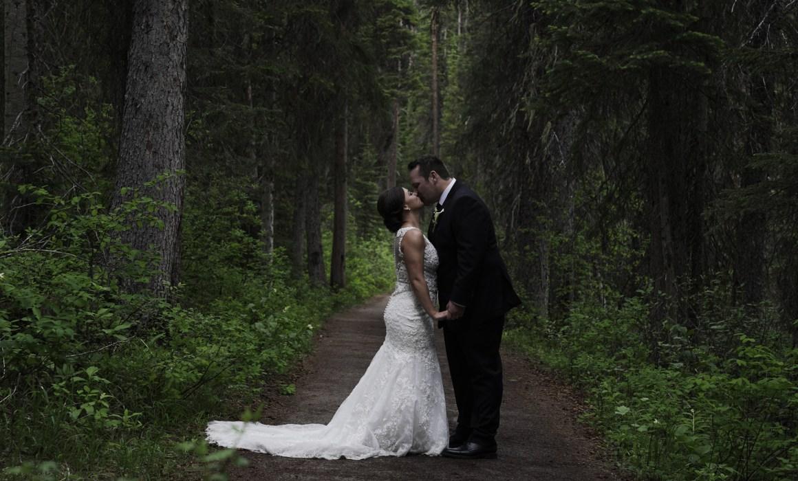 Amy & Logan Elopement Teaser at the Emerald Lake Lodge | June 14, 2019
