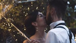 Isabelle Matt Calgary Wedding videographer Bonterra Trattoria