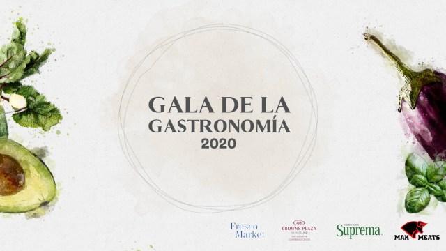 Gala de la Gastronomía