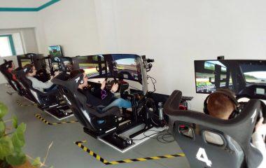 Simulateurs E-Racing