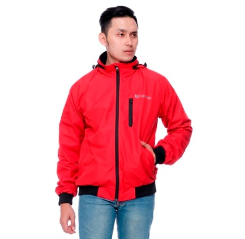 jaket motor anti angin