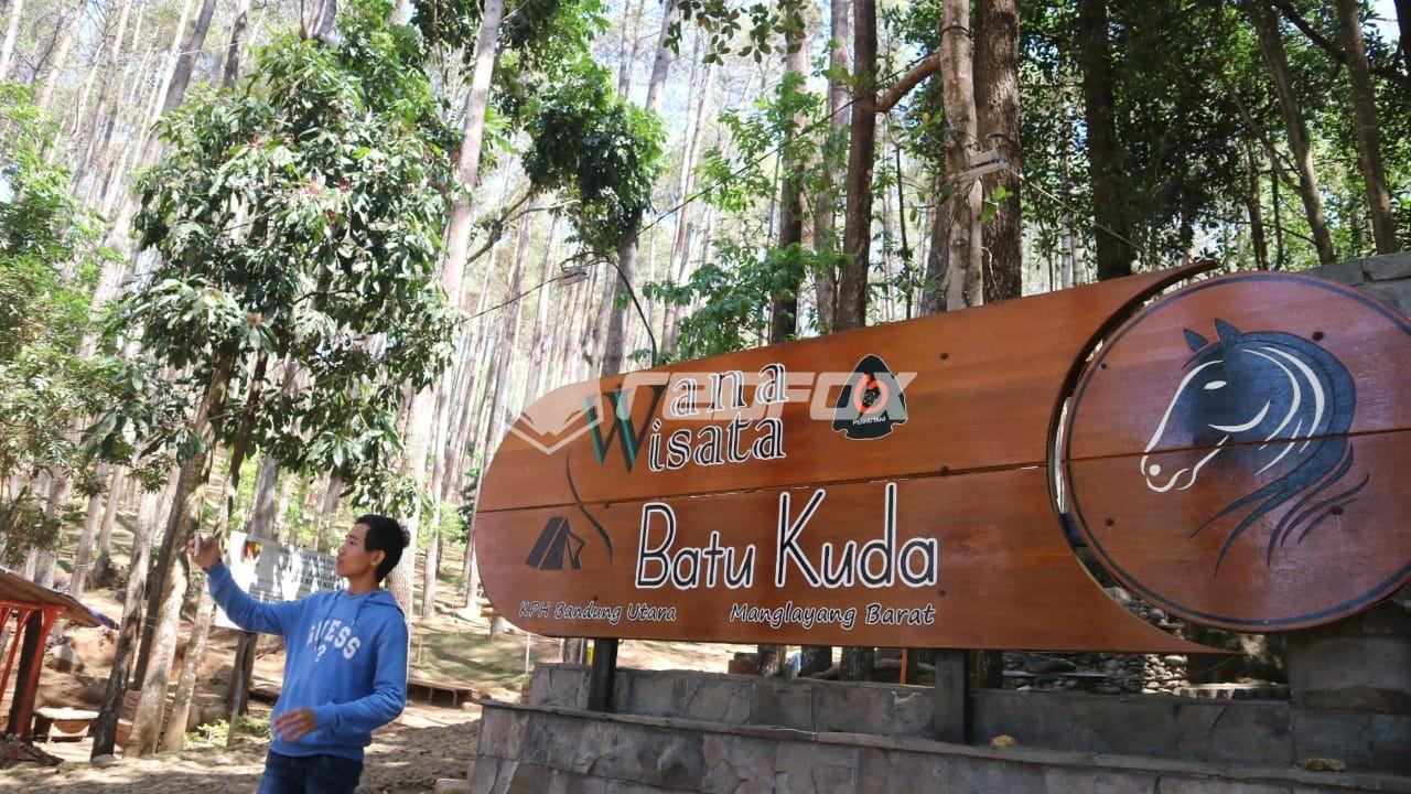 Obyek Wisata Batu Kuda Manglayang