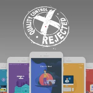 How to get your app 'rejected' on Apple Store