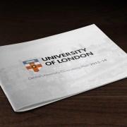 University Brochure Design