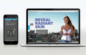 Flint + Flint Responsive E-Commerce Website Design Red Fred Creative